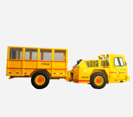 What is underground utility vehicle?